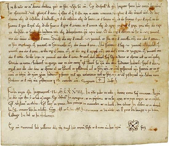 Ejea de los caballeros Historia apasionante papiro